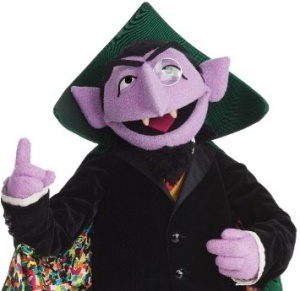 Sesame Street's Count