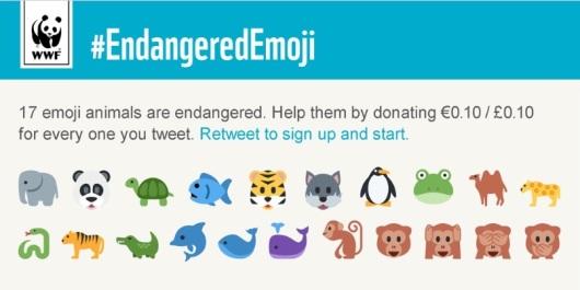Endangered Emoji